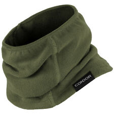 CONDOR THERMO NECK GAITER STRETCHABLE MENS SCARF WARM FLEECE HEADWEAR OLIVE DRAB
