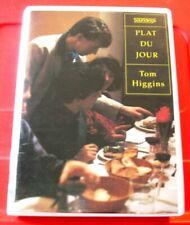 Tom Higgins Reads Plat Du Jour An English Restaurant In Lyons 5-Tape UNAB Audio