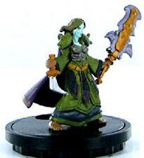 ELIZABETHA CAIRNWILLOW World of Warcraft WOW Miniatures Games Spoils of War RARE