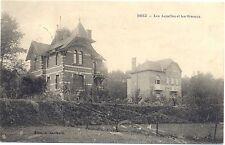 Bélgica, Beez, les aunelles et les oiseaux, campo post 1915