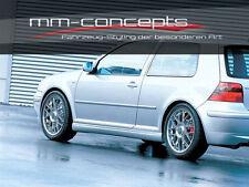 Seitenschweller für VW Golf 4 IV ed25 Jubi ABS Schweller GTI GT R32