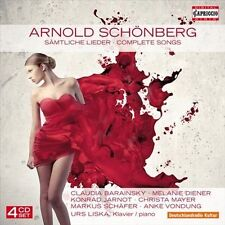Schonberg: Complete Songs, New Music