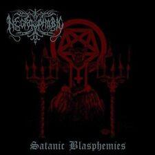 Satanic Blasphemies by Necrophobic (CD, 2012, Hammerheart Records)
