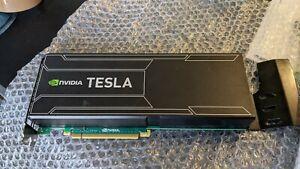 Nvidia Tesla K20x GPU Card 6GB Passive Graphics Accelerator