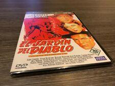 EL JARDIN DEL DIABLO DVD GARY COOPER SUSAN HAYWARD RICHARD WID PRECINTADA SEALED