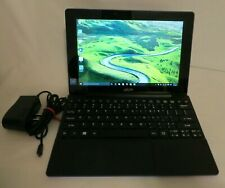 "Acer Aspire Switch 10.1"" SW3-013 Touch Atom 1.33GHz 32G SSD 2 in1 Tablet Laptop"