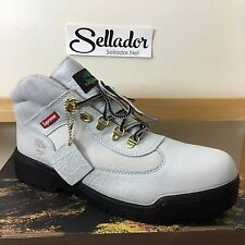 Supreme X Timberland Field Boots (White) Size 10 FW16