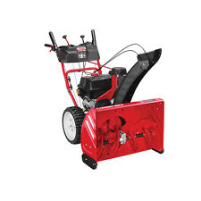 NEW Troy-Bilt Storm 2890 243cc 28-in Two-Stage Electric Start Gas Snow Blower