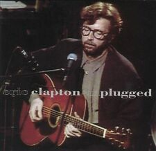 Eric Clapton - Unplugged (CD, Aug-1992, Reprise) BMG Acoustic Blues Rock