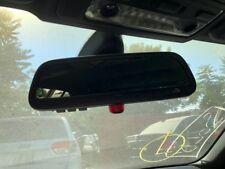 2004 BMW 325 Auto Dim Homelink SOS Rear View Mirror