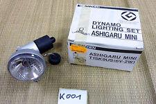 Dynamo Scheinwerfer, rechts Montage, 6V 2W, Gabelbefestigung, Halogen
