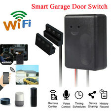 Smart Car Electric Garage Door Opener WiFi APP Phone Voice Remote Control Switch