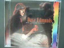 Dave Edmunds - Here Comes The Weekend, Neu OVP, CD, 2005