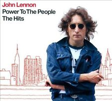 Power to the People: The Hits [CD/DVD] [Digipak] by John Lennon (CD, Oct-2010, 2 Discs, Capitol)