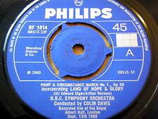 Orquesta Sinfónica de B.B.C. - Pompa & circunstancia No.1 (tierra de esperanza y gloria)
