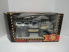 Tonka Silver Edition Commemorative Dump Truck in Box