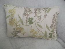 Cojines decorativos de color principal blanco de 36 cm x 36 cm para el hogar