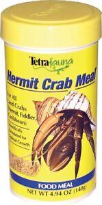 TetraFauna Hermit Crab Meal Cakes fiddler Land Crabs Tetra food pellet 4.94 oz