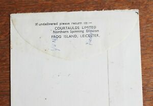 GB – 1970 Postage Dues on Unpaid Cover – Inter-company ! – (Le1)