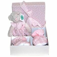 Bottines rose pour bébé
