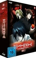 Death Note - Box 2 - Episoden 19-37 - DVD - NEU