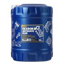 10 (1x10) Liter MANNOL Dexron III G/H/F Automatik Getriebeöl/ ATF Öl/ Servoöl