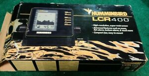 HUMMINGBIRD LCR 400 Portable Fish Finder NEW Never Used in Original Box