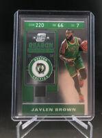 2019-20 Contenders Optic Jaylen Brown #24 Celtics