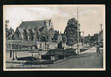 Somerset MIDSOMER NORTON Methodist Church c1930/40s? PPC