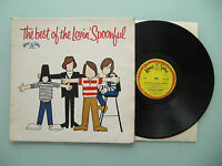 The Lovin' Spoonful - The Best Of The Lovin...,UK '67, LP, KLP 403, Vinyl: vg+