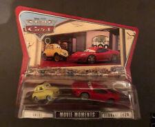 Disney Pixar Cars Movie Moments Luigi & Ferrari F430 Toy Car Set