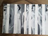 1959 women's Nemo lady Marlene Gossard form fit girdle bra slip ad