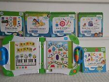 LeapFrog LeapStart Learning System with 5 Books! Level 2 pre-kindergarten