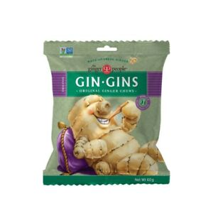 The Ginger People Gin Gins® Original Ginger Chews 60g