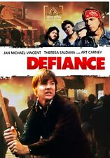 Defiance 1980 (DVD) Jan-Michael Vincent, Theresa Saldana, Art Carney - New!