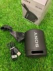 Sony XB13 EXTRA BASS Portable IP67 Waterproof Bluetooth Wireless Speaker Black