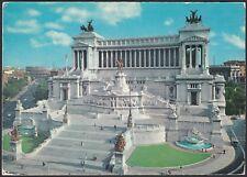 AA3808 Roma - Altare della Patria - Cartolina postale - Postcard