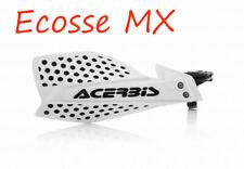 NEW ACERBIS X-ULTIMATE WHITE/BLACK HANDGUARDS CRF450 CR250 SX250 YZ250 TC250