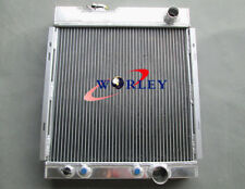 3 ROW Aluminum Radiator Ford MUSTANG V8 289 302 WINDSOR 1964 1965 1966 64 65 66