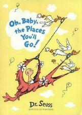Oh Baby The Places You'll Go Slipcase Edition by Dr. Seuss 9780008241667