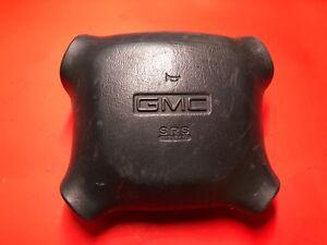 1998 GMC C1500 2500 3500 DRIVER AIR BAG USED OEM!