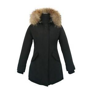 PARKA DONNA NEW! giubbotto giaccone invernale con pelliccia arctic artic