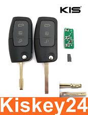 Klappschlüssel + Platine + Transponder + Fräsen + Programmierung für FORD