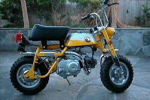 Honda Bright Yellow Vintage Motorcycle Paint - Aerosol - Pint - Quart