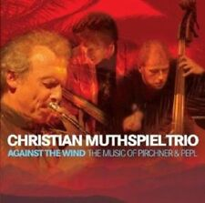 Christian Muthspiel TRIO-against the Wind (+ DVD) CD + DVD NUOVO