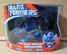 TRANSFORMERS OFFROAD IRONHIDE VOYAGER 2007 RARE NEW SEALED MOVIE ALLSPARK PG2059