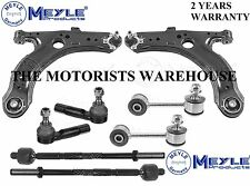 VW GOLF MK4 97-04 FRONT WISHBONE ARMS METAL LINKS OUTER TRACK INNER TIE ROD ENDS