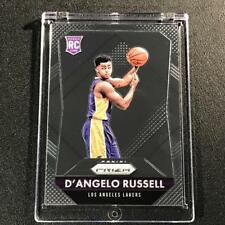 D'ANGELO RUSSELL 2015 PANINI PRIZM #322 CHROME ROOKIE RC NEWEST WARRIOR NBA HOT!