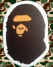 A Bathing Ape Bape Vinyl Sticker Decal Car Bumper Window Skateboard