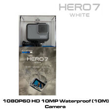 GoPro Hero7 White - 1080P 60 10MP WaterProof 2x Slo-Mo Camera BNIB